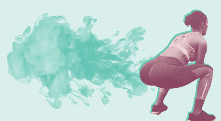 Why You Can't Stop Farting at the Gym